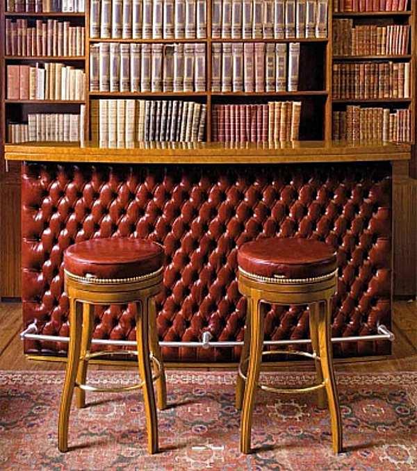 Bar stool MASCHERONI President bar Una goccia di splendore