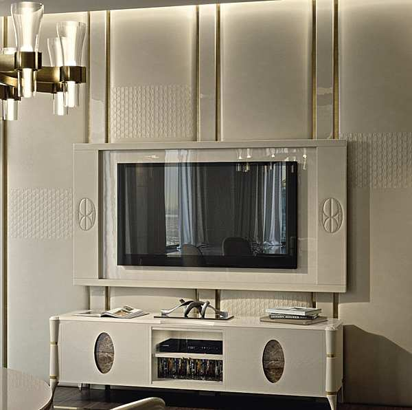 TV flame FRANCESCO PASI 9030 Ellipse