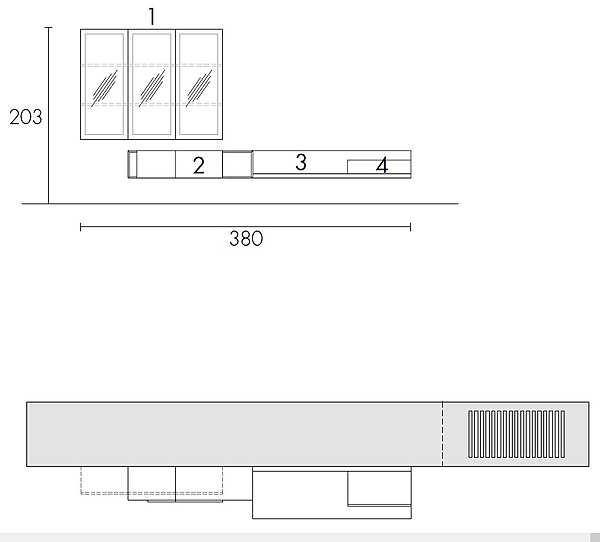 ZALF PROJECT Z709 wall
