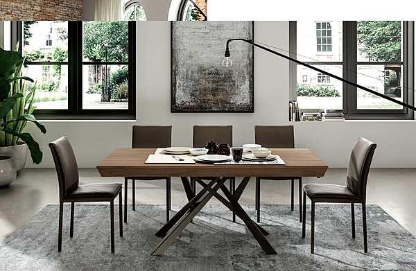 Table Ozzio ET79 | LUNGO LARGO Easyline