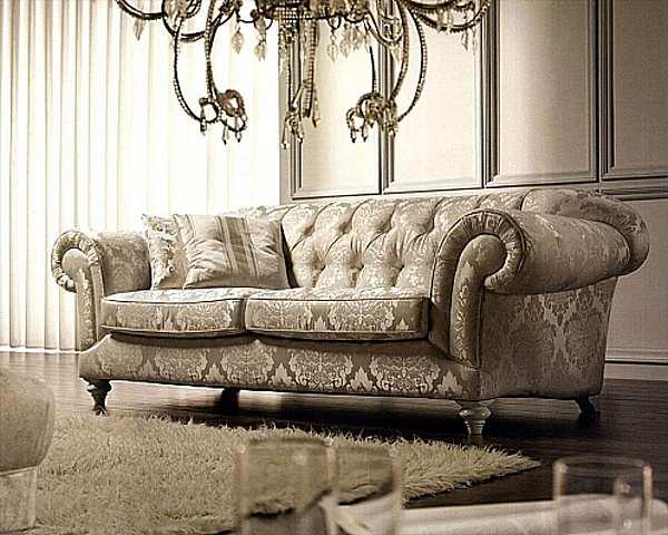 Couch NICOLINE SALOTTI Cambridge PICCOLA SARTORIA