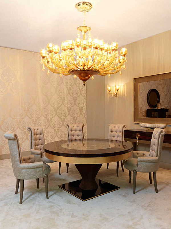 Table PATINA GL/T103 16 RN - GLAMOUR DINING TABLE Glamour