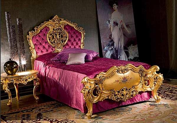 Bed SILIK Art. 782 - LO STILE DI CLASSE