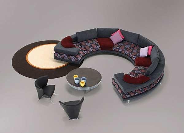 Couch IL LOFT ROD66