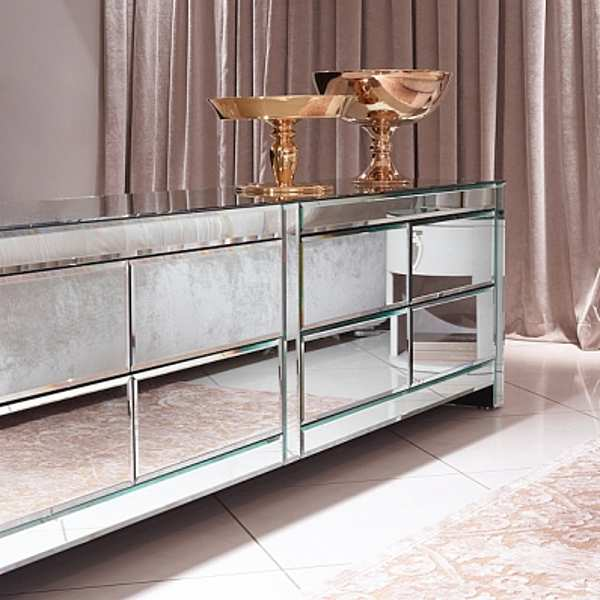 Chest of drawers VISIONNAIRE (IPE CAVALLI) MIDNIGHT Visionnaire