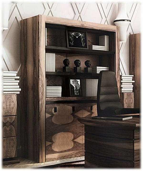 Bookcase SMANIA LBDUKE01 MASTER MOOD
