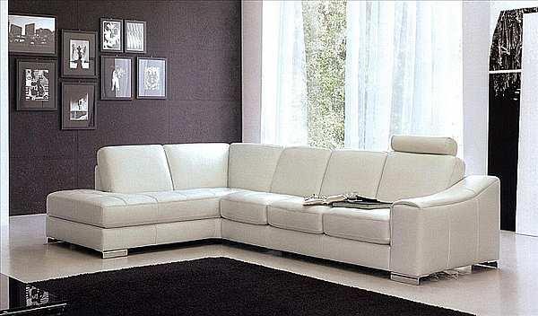 Couch NICOLINE SALOTTI RIVOLI PICCOLA SARTORIA