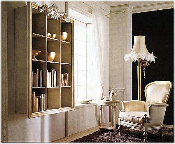Bookcase VOLPI 2893 Classic Living
