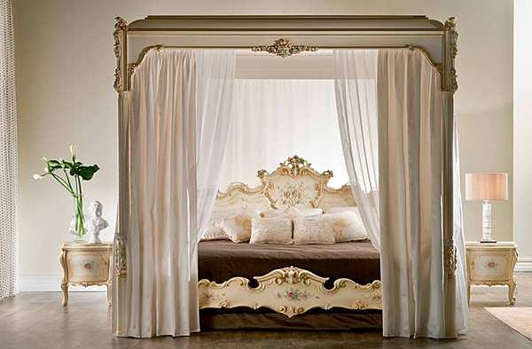 Bed SILIK Art. 741 LO STILE DI CLASSE