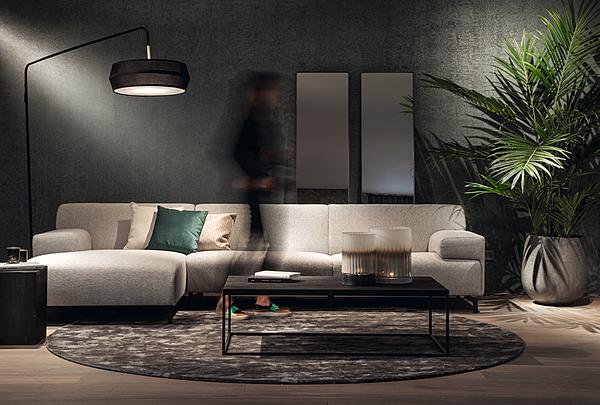 Couch Dome Deco LUG330-160/BR60 FALL/WINTER 20 – 21