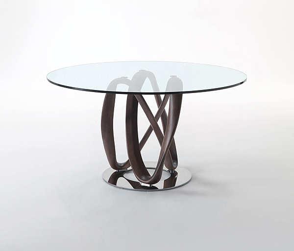 Table PORADA Infinity tavolo tondo C