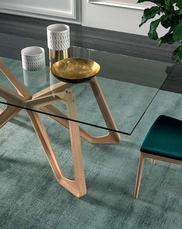 Ozzio T253 | PAPILLON table
