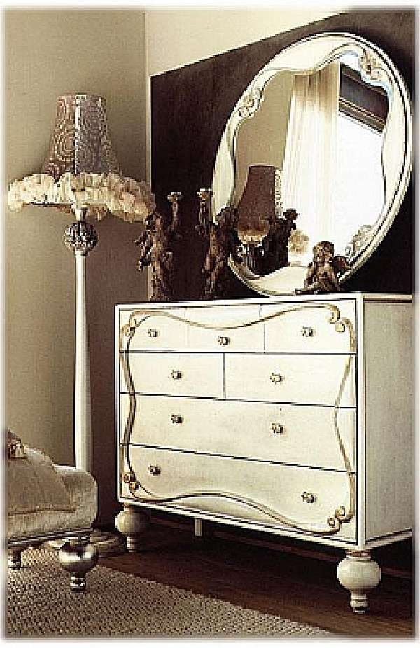 Chest of drawers VOLPI 2557 Classic Living