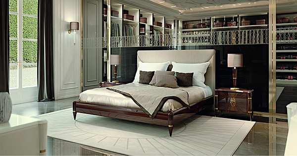 FRANCESCO PASI 9060 FABRIC BED