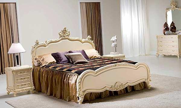 Bed SILIK Art. 7741 - LO STILE DI CLASSE