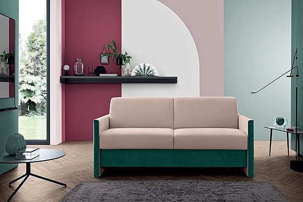 Couch Felis VEGAS SOFA BED COLLECTION