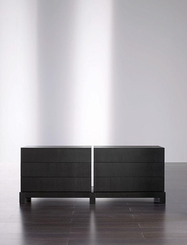 Chest of drawers MERIDIANI (CROSTI) DOUGLAS Fotografico_meridiani_2012