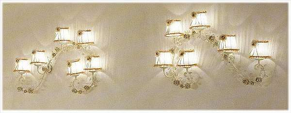 Sconce BITOSSI LUCIANO 3130 2 MON AMOUR Night&Day