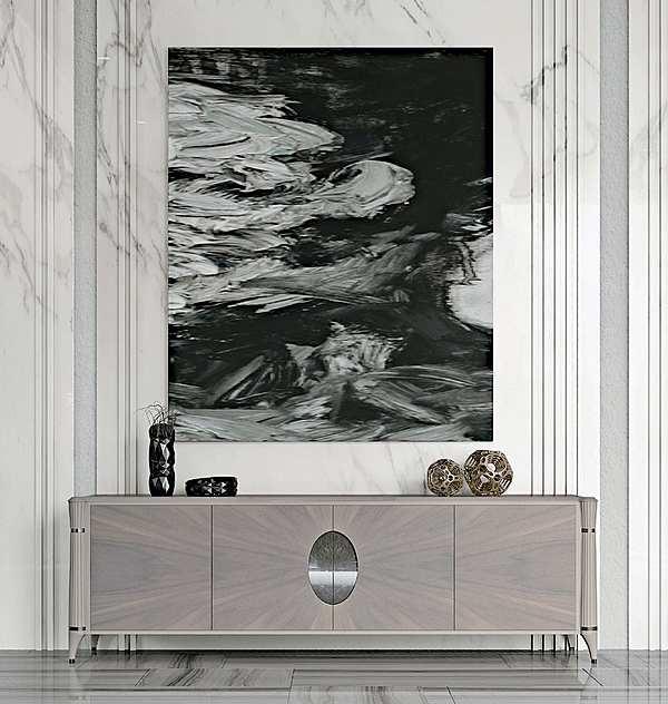 Chest of drawers FRANCESCO PASI ART. 9001 Ellipse