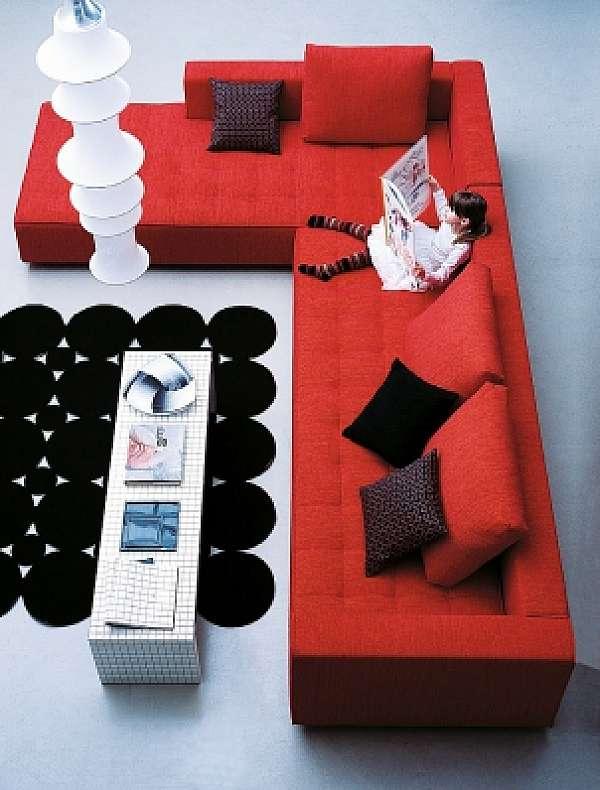 Couch ZANOTTA 1243 Kilt 84