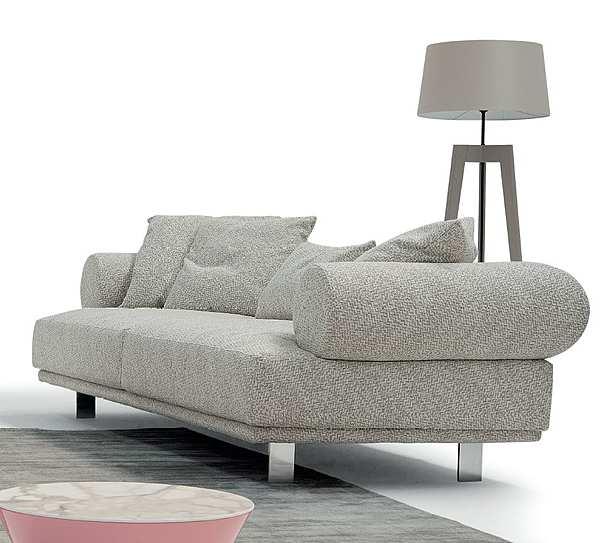 Couch COSTANTINI PIETRO 9387SO COLLAR Catalogo cop. argento