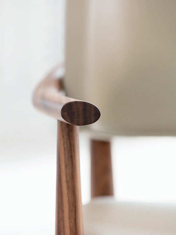 Chair PORADA Nissa con braccioli