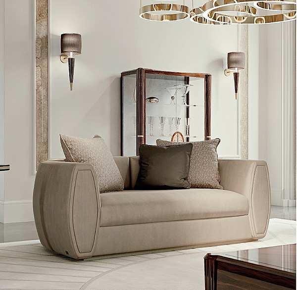 Couch FRANCESCO PASI 9023 Ellipse