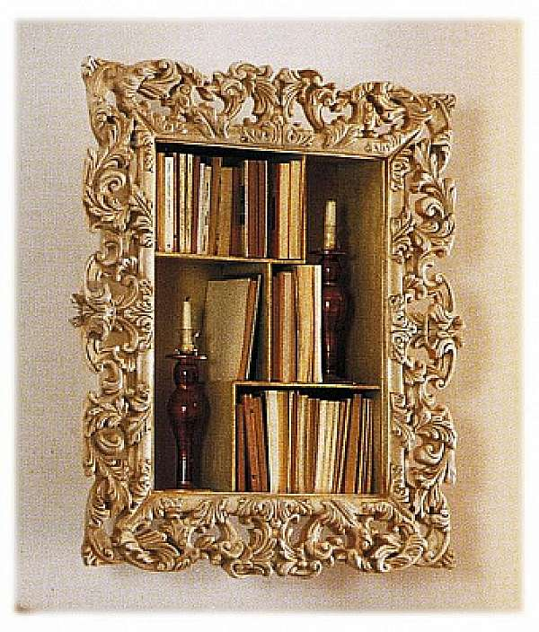 Bookcase VOLPI 2895 Classic Living
