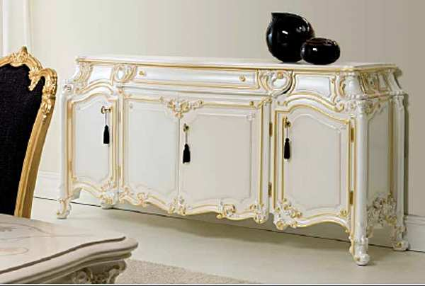 Chest of drawers SILIK Art. 9973/4 LO STILE DI CLASSE