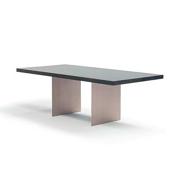 Table COSTANTINI PIETRO 9384T PROFILE Dining Table Catalogo cop. argento