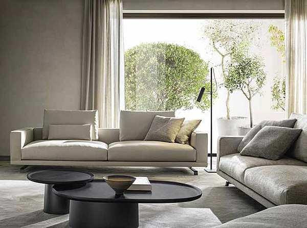 Couch MOLTENI (+VITRA) DI210C DIVANI POLTRONE