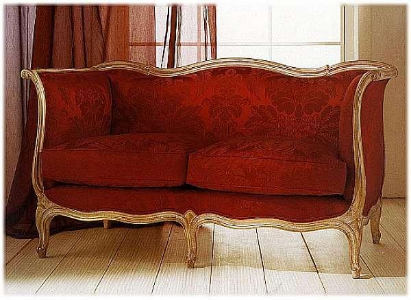 Couch SALDA ARREDAMENTI 184 Chair, armchair, lamp table