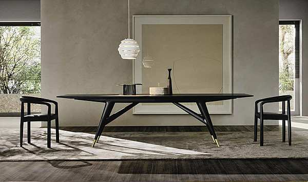 Table MOLTENI (+VITRA) D.859.1 Tables GIO PONTI HERITAGE COLLECTION