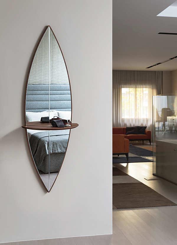 Mirror PORADA Surf 2 LOGOS