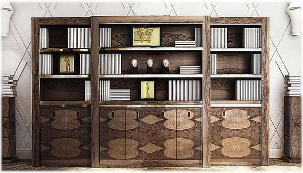 Bookcase SMANIA LBDUKE03 MASTER MOOD