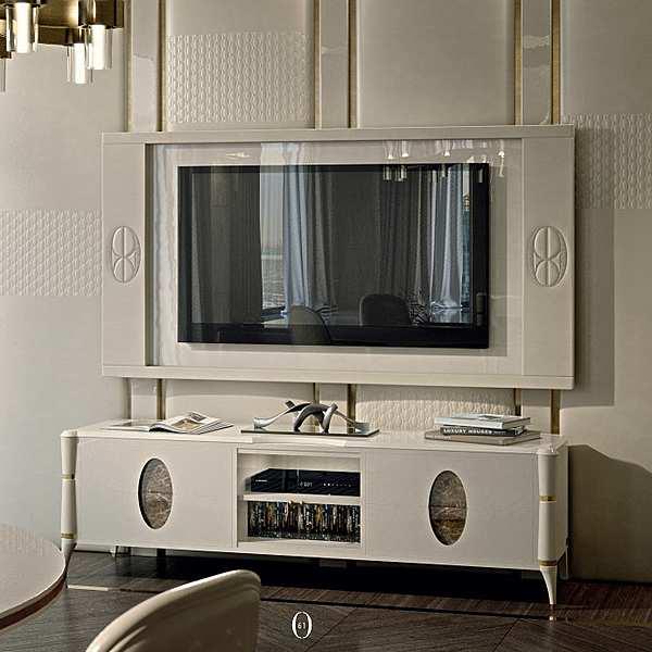 TV stand FRANCESCO PASI 9005 Ellipse
