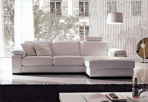 Couch NICOLINE SALOTTI Venere PICCOLA SARTORIA