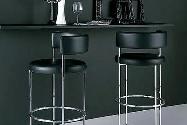 Bar stool PORADA Sirio sgabello 100 LOGOS