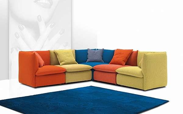 Couch NICOLINE SALOTTI YOUNG CON CERNIERE