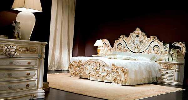 Bed SILIK Art. 761/M LO STILE DI CLASSE