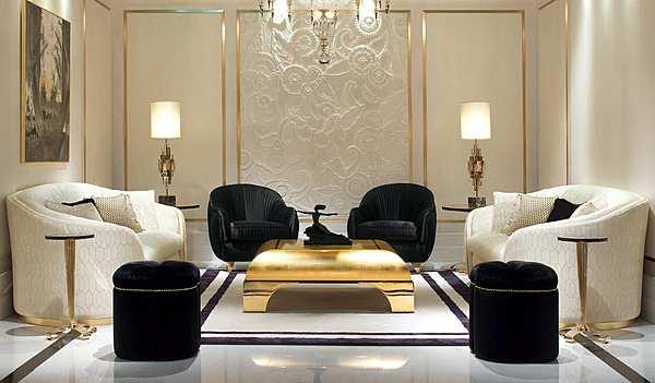 Couch ZANABONI GIOTTO  CONTEMPORARY