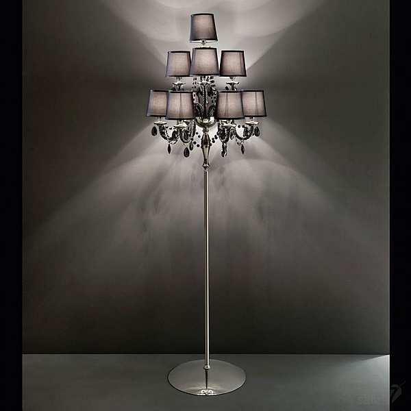 Floor lamp ITALAMP 445/CDF - 6+3+1 Legenda