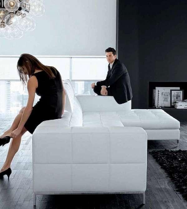 Couch NICOLINE SALOTTI ELEGANCE