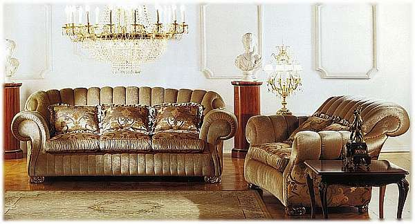 Couch ZANABONI Barone