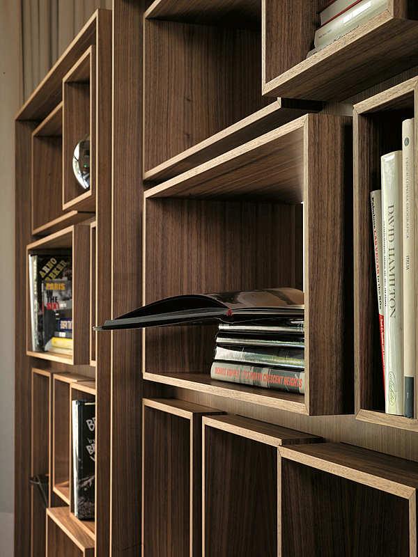 Bookcase PORADA First