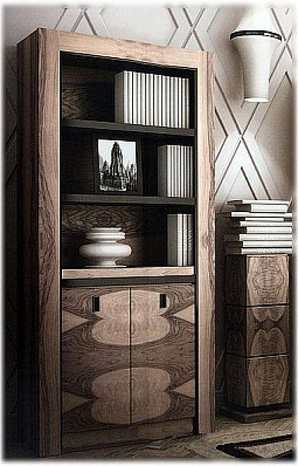 Bookcase SMANIA LBDUKE02 MASTER MOOD