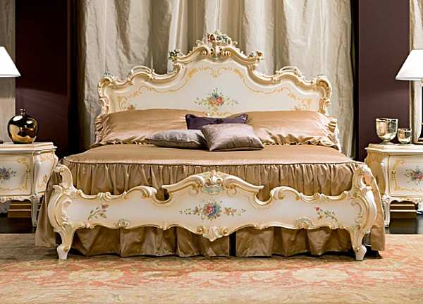 Bed SILIK Art. 721 - LO STILE DI CLASSE