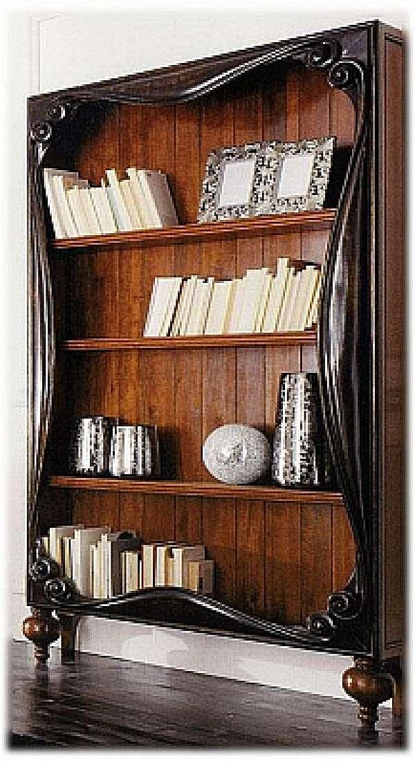 Bookcase VOLPI 2896 Classic Living